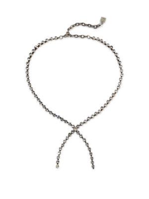 Estrella Crystal Necklace