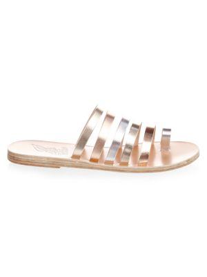 Nikki Leather Sandals