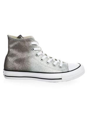 Chuck Taylor Metallic Ombre High-Top Sneakers