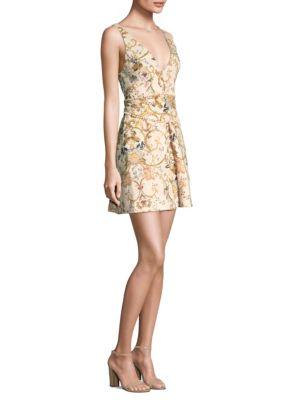 Painted Heart Mini Dress