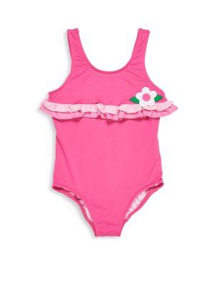 Baby's, Toddler's & Little Girl's Tank Swimsuit
