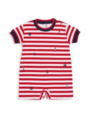 Baby Boy's Stripe Coverall