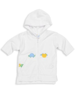 Baby's Hooded Coverup