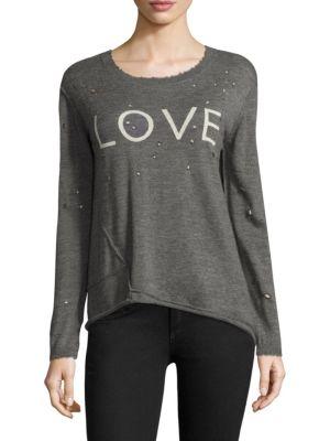 Abigail Love Cashmere Sweater
