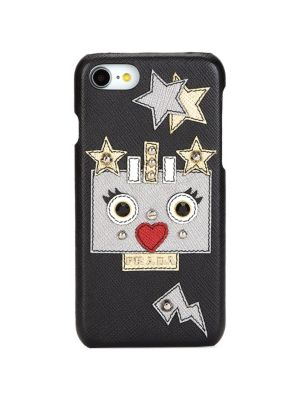 Robot Heart iPhone 7 Plus Case