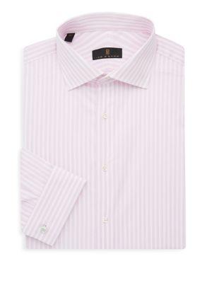 Regular-Fit Striped Dress Shirt