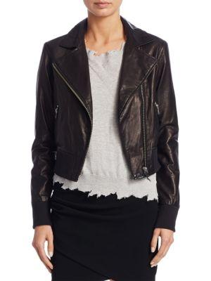 Kalore Leather Jacket
