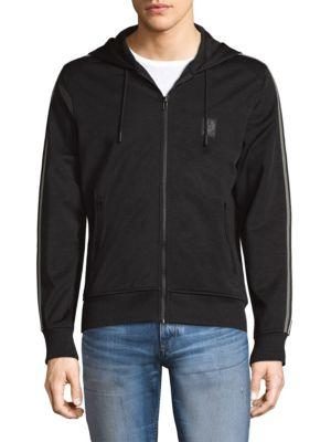 Woodlow Zip-Up Sweater