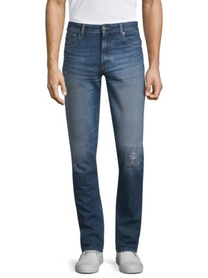 Westering Distressed Jeans