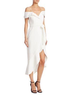 Josie Off-The-Shoulder Dress