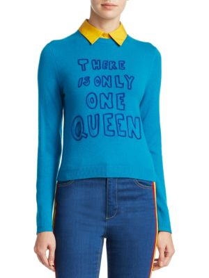 Cashmere One Queen Pullover