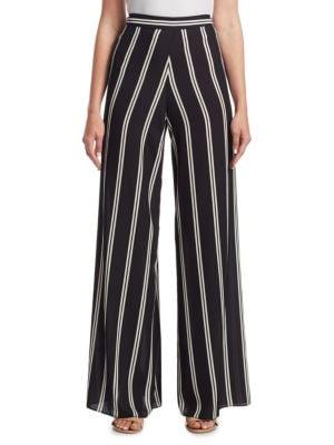 Athena Striped Pants