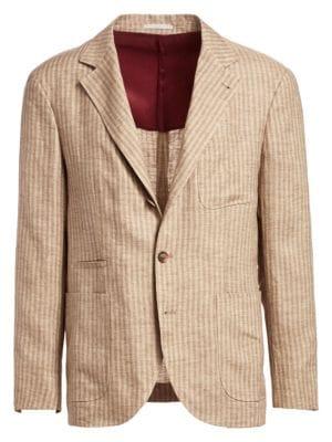 Wool & Cashmere Blazer