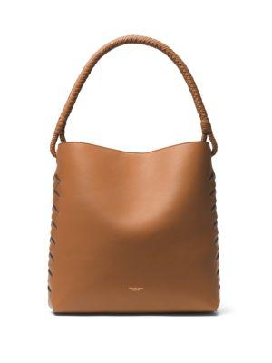 Loren Leather Shoulder Bag