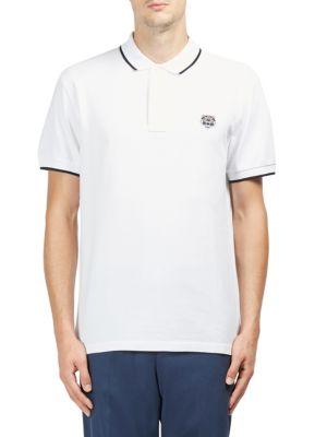 Tiger Cotton Polo