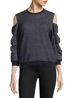 Millie Bow Sleeve Sweatshirt