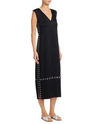 Leigh Grommet Dress