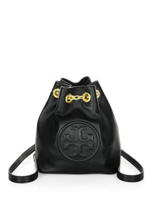 Key Item Mini Leather Backpack