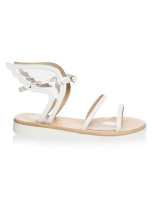 Fun Ikaria Leather Gladiator Sandals