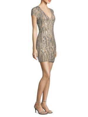 Serena Sequin Dress