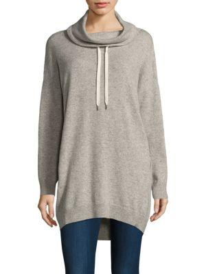Wool Turtleneck Pullover