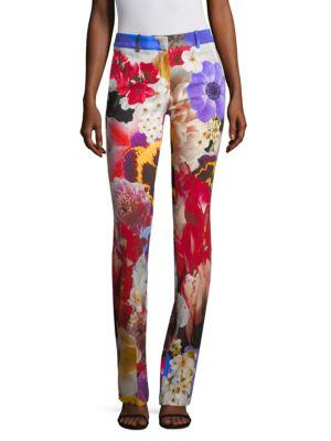 Araki Floral Flare Pants