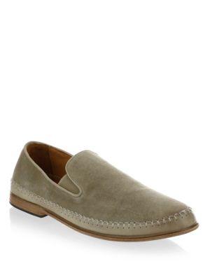 Amalfi Suede Loafers