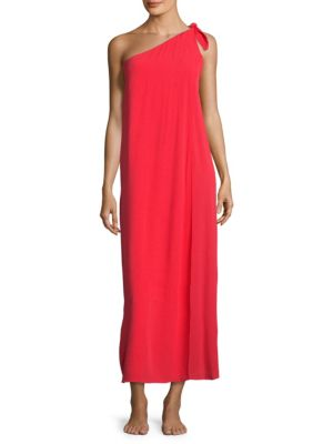 Camilla One-Shoulder Dress