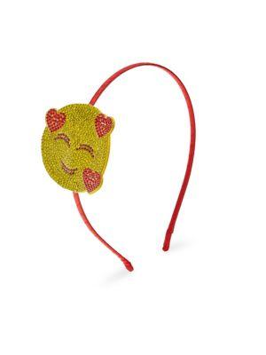 Embellished Emoji Headband
