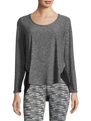 Cut & Run Pullover