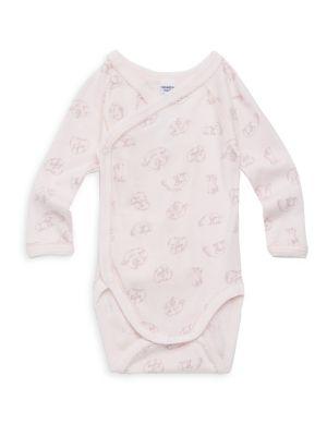 Baby's Graphic Cotton Bodysuit