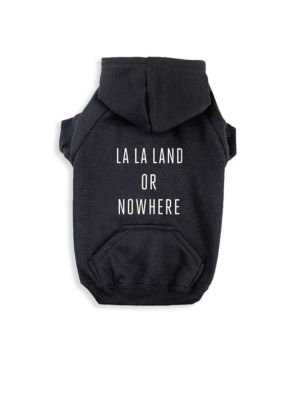 La La Land Dog Hoodie