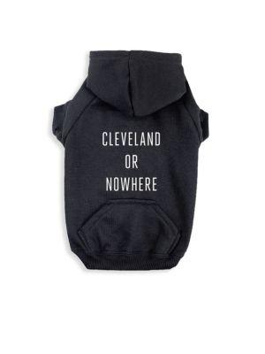 Cleveland Dog Hoodie
