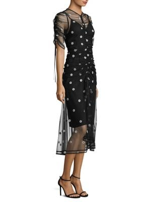 The Garden Party Floral Dress