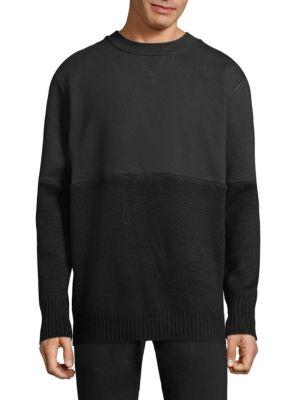 Lotus Terry Crewneck Sweater