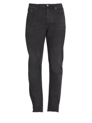 River Used Slim-Fit Jeans