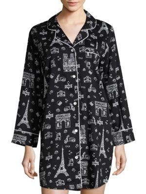 Collection Printed Sleepshirt