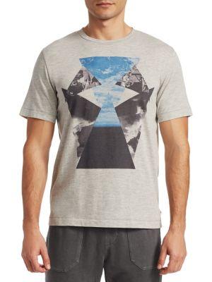 MADISON SUPPLY Sky Graphic T-Shirt