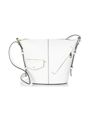 Mini Sling Leather Crossbody Bag