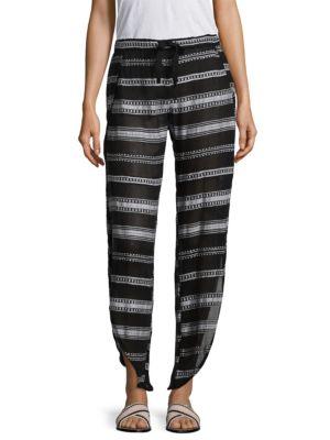 Kal Striped Pants