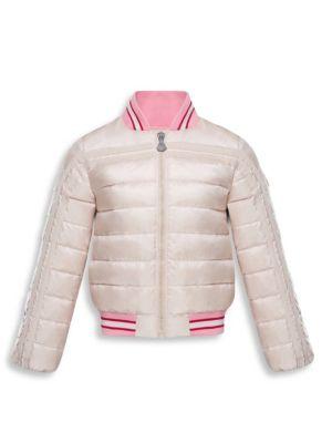 Little Girl's & Girl's Alisette Jersey Jacket