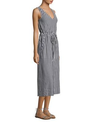 Amanda Striped Jumpsuit
