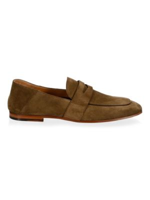 Safari Suede Loafers