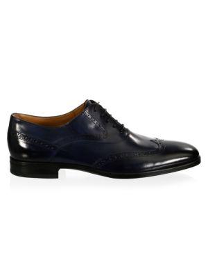 Kensington Wingtip Oxford Shoes