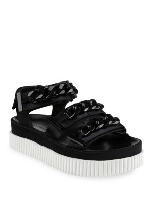 Ivie Platform Sandals