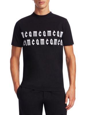 Cam Cotton Crew Tee