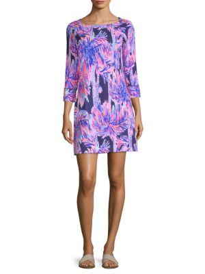 Sophie Palm Tree Dress