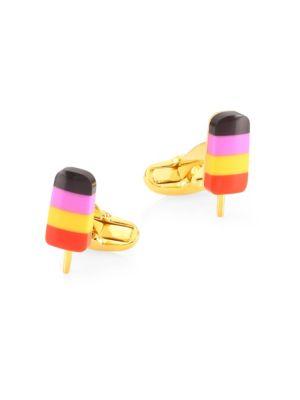 Multicolored Cufflinks