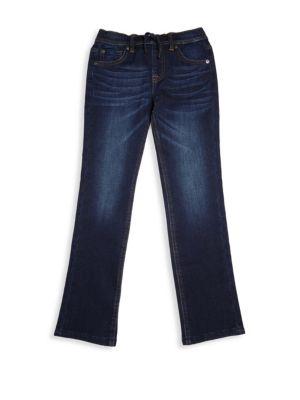Little Boy's & Boy's Slimmy Riptide Jeans