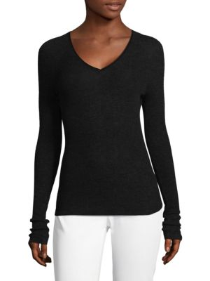 VOETRY RIBBED SWEATER